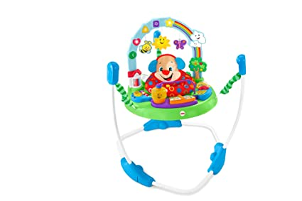 75a6f1d9d Fisher-Price Laugh and Learn Puppy s Activity Jumperoo  Fisher-Price ...
