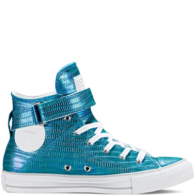 Converse Chuck Taylor All Star Brea Cyan Space Damen Schuhe Sneaker 552558C Neu