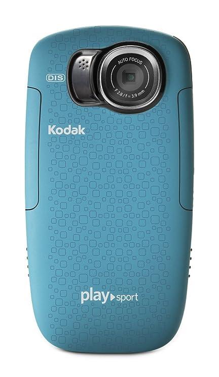 amazon com kodak playsport zx5 hd waterproof pocket video camera rh amazon com Film Camera Digital Camera