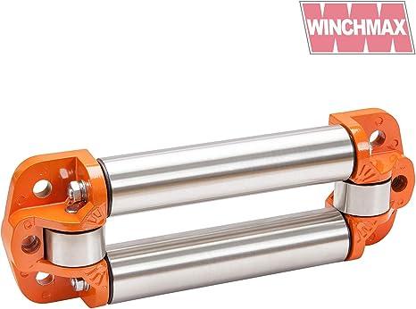 Rullo Fairlead in acciaio INOX No More Rusty RollersTM Verricello Fairlead