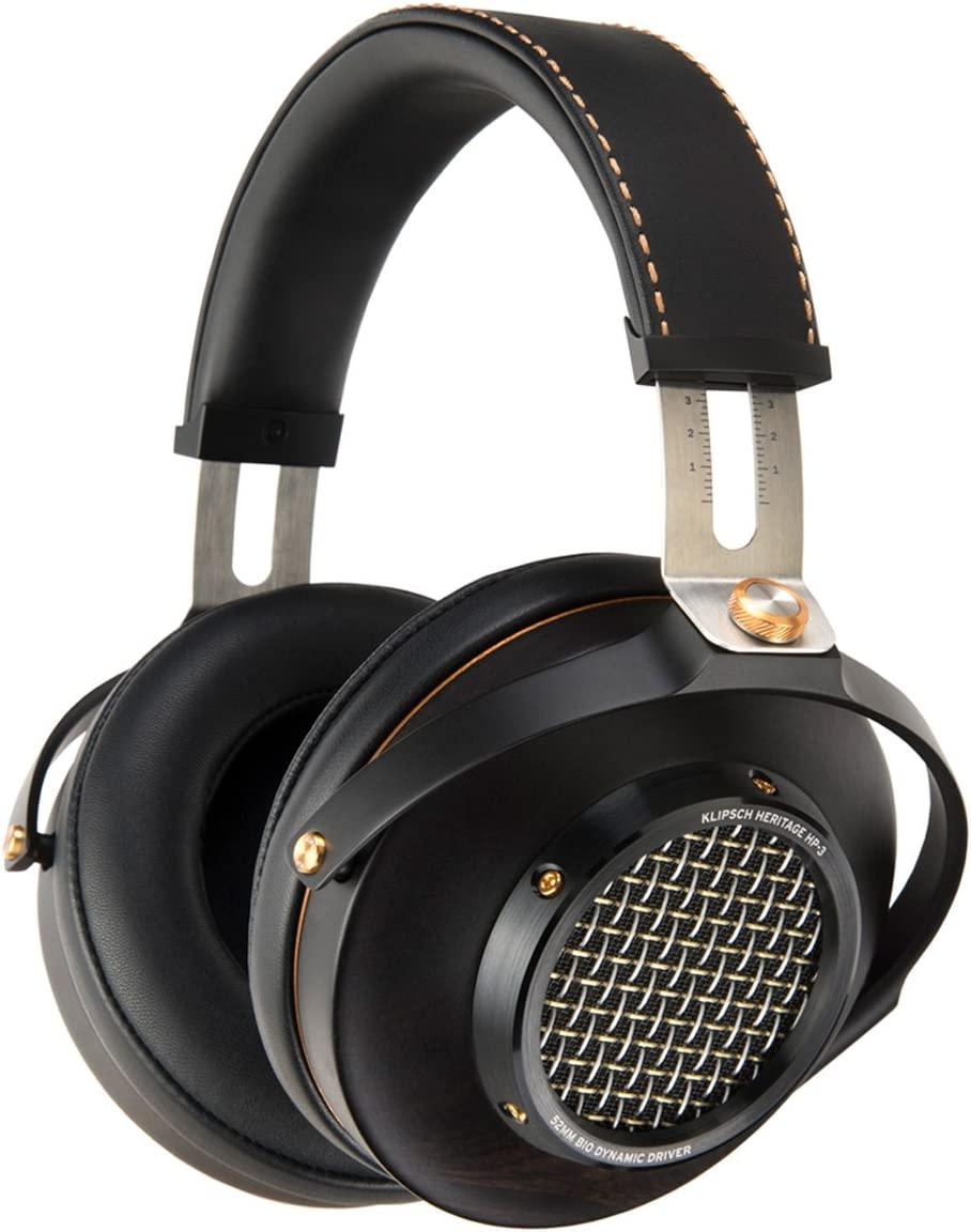 Klipsch Heritage HP-3 Over-Ear Headphones (Ebony)