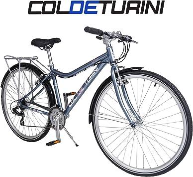 Col de Turini Loire 700c bicicleta para ir en bicicleta - gris y ...