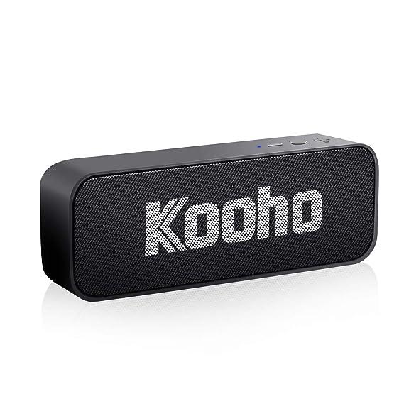 Review Bluetooth Speakers, KOOHO S7