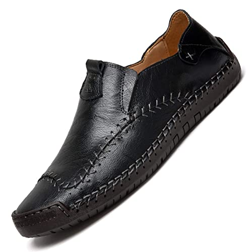 411c20bae7d37e Only Shopping Can Heal Me Men's Driving Shoes 2019 Men Genuine Leather  Loafers Shoes Fashion Handmade