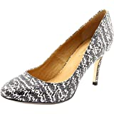 Corso Como Webster Classic Pumps - Black/White, 8 US