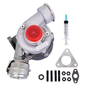 ridgeyard Motor Turbocompresor Turbolader Genuine Turbo Exact Fit Kit: Amazon.es: Coche y moto