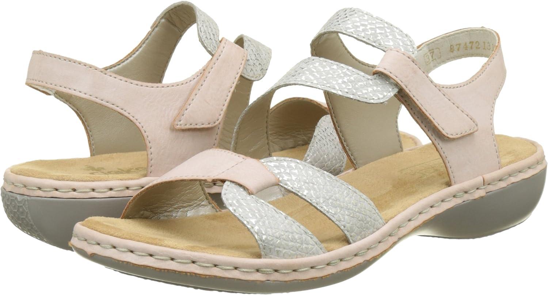 Rieker Damen Sandale Sandalette Sommerschuhe Sonstige 68872 13