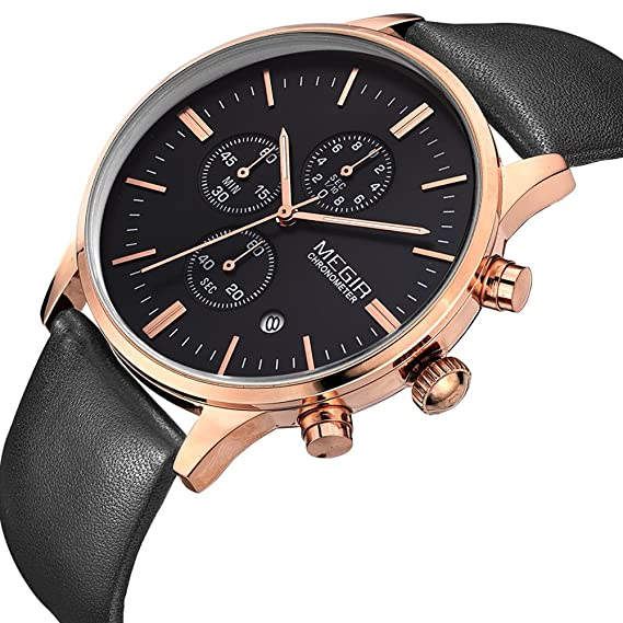 Amazon.com: Relojes de Hombre 2018 New Fashion Quartz Men Watch Luxury Brands Sports & Outdoors Watches RE0046: Watches