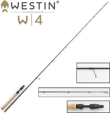 Mosca W4 Ultra Stick ml 210 cm 7 – 28 G – Caña de spinning para ...