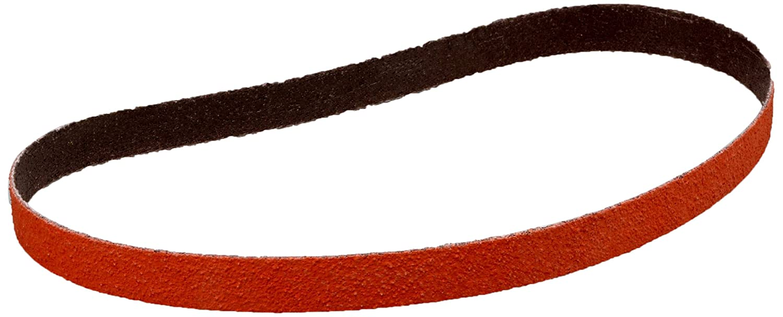 3M Cloth Belt 13065 777F Orange 1//2 x 24 in 60 YF-Weight Full Flex Scalloped A 3M Industrial Market Center 1//2 x 24 in 60 YF-Weight Full Flex Scalloped A