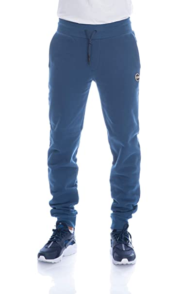 Colmar Pantalone Tuta Uomo Originals Blu Navy: Amazon.it