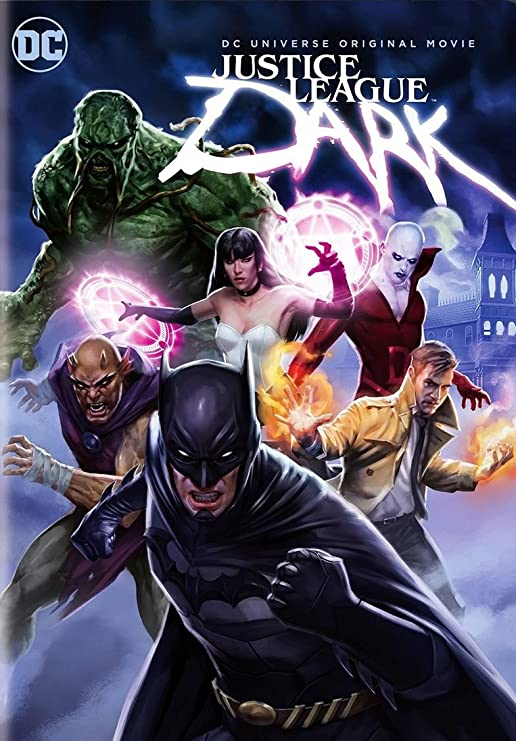 Amazon.com: Kirbis Justice League Dark Movie Poster 18 x 28 Inches ...