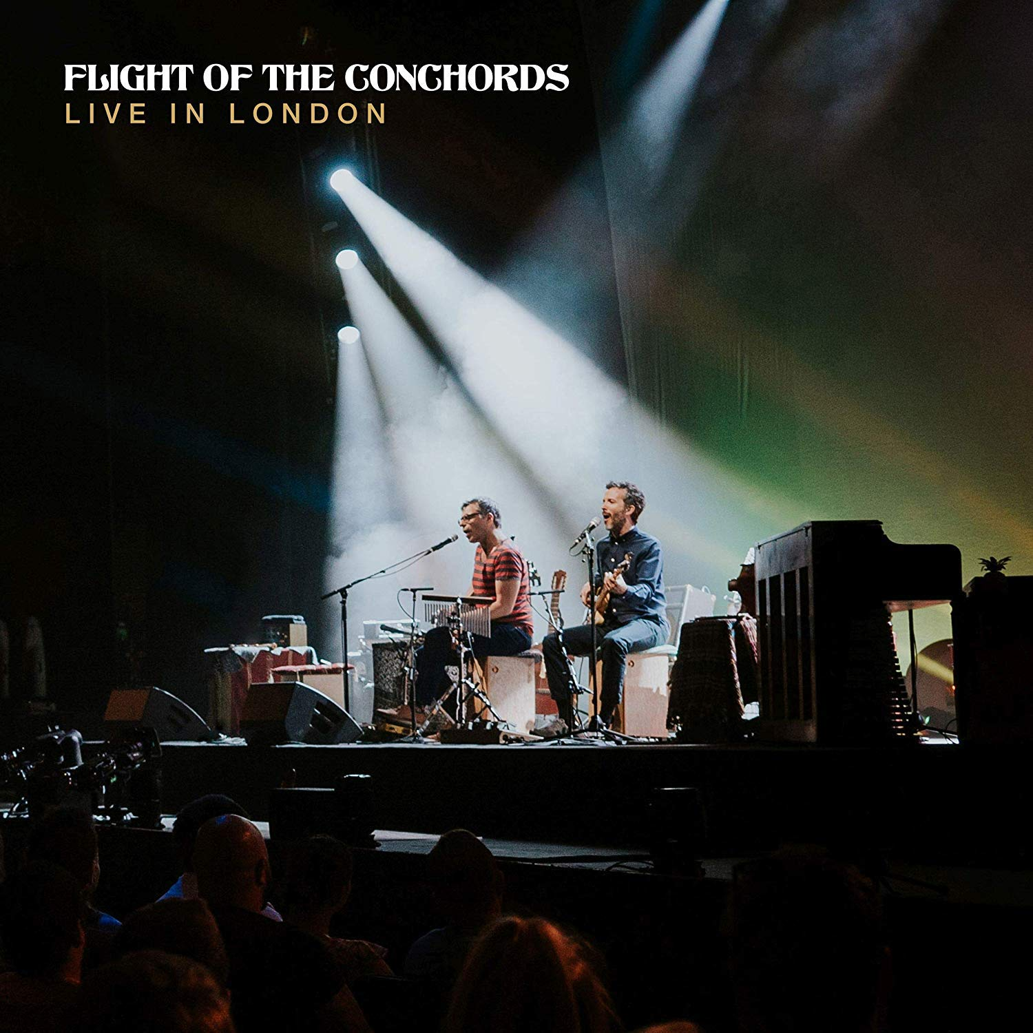 Cassette : Flight of the Conchords - Live In London (Cassette)