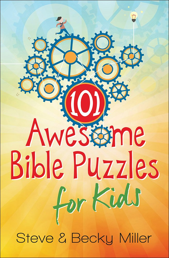 101 Awesome Bible Puzzles for Kids (Take Me Through the Bible) ebook