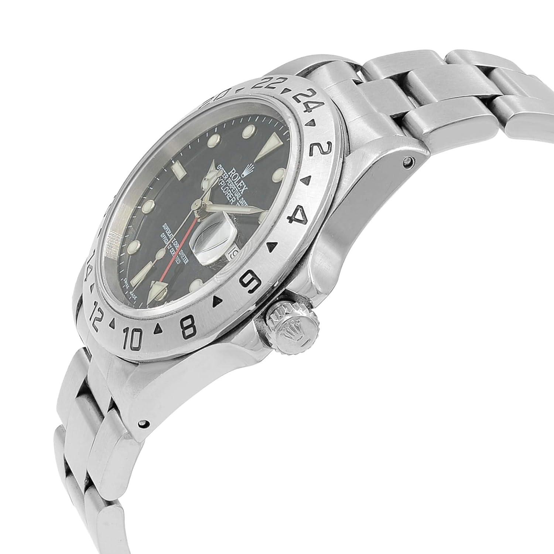 Amazon.com: Rolex Explorer II 16570 - Reloj automático para ...