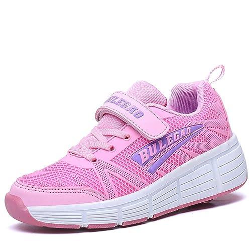 Shining Way - Zapatillas para Deportes de Exterior de Material Sintético para niño Naranja Naranja, Color Blanco, Talla 40 EU: Amazon.es: Zapatos y ...