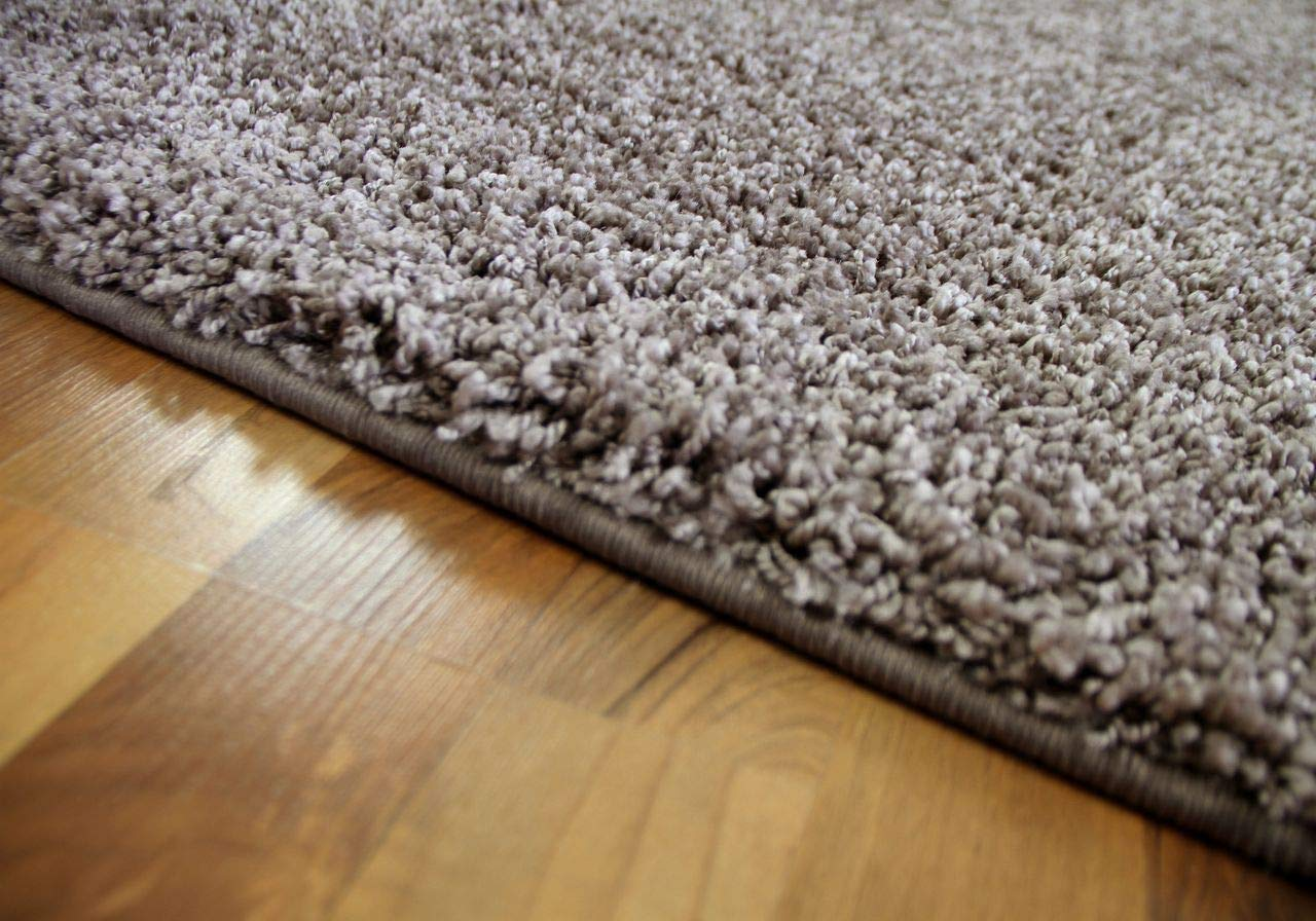 Snapstyle Luxus Hochflor Langflor Teppich Teppich Teppich Milano Mauve in 24 Größen B07D5FQRGS Teppiche e9d5af