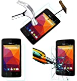 ACM Tempered Glass Screenguard for Panasonic T44 Mobile Screen Guard Scratch Protector