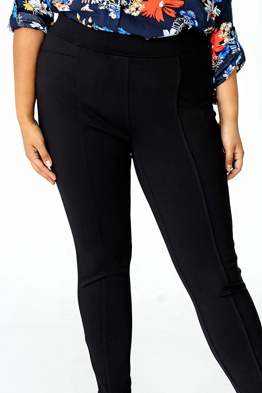 Intro Double Knit Seam Front Stretch Legging