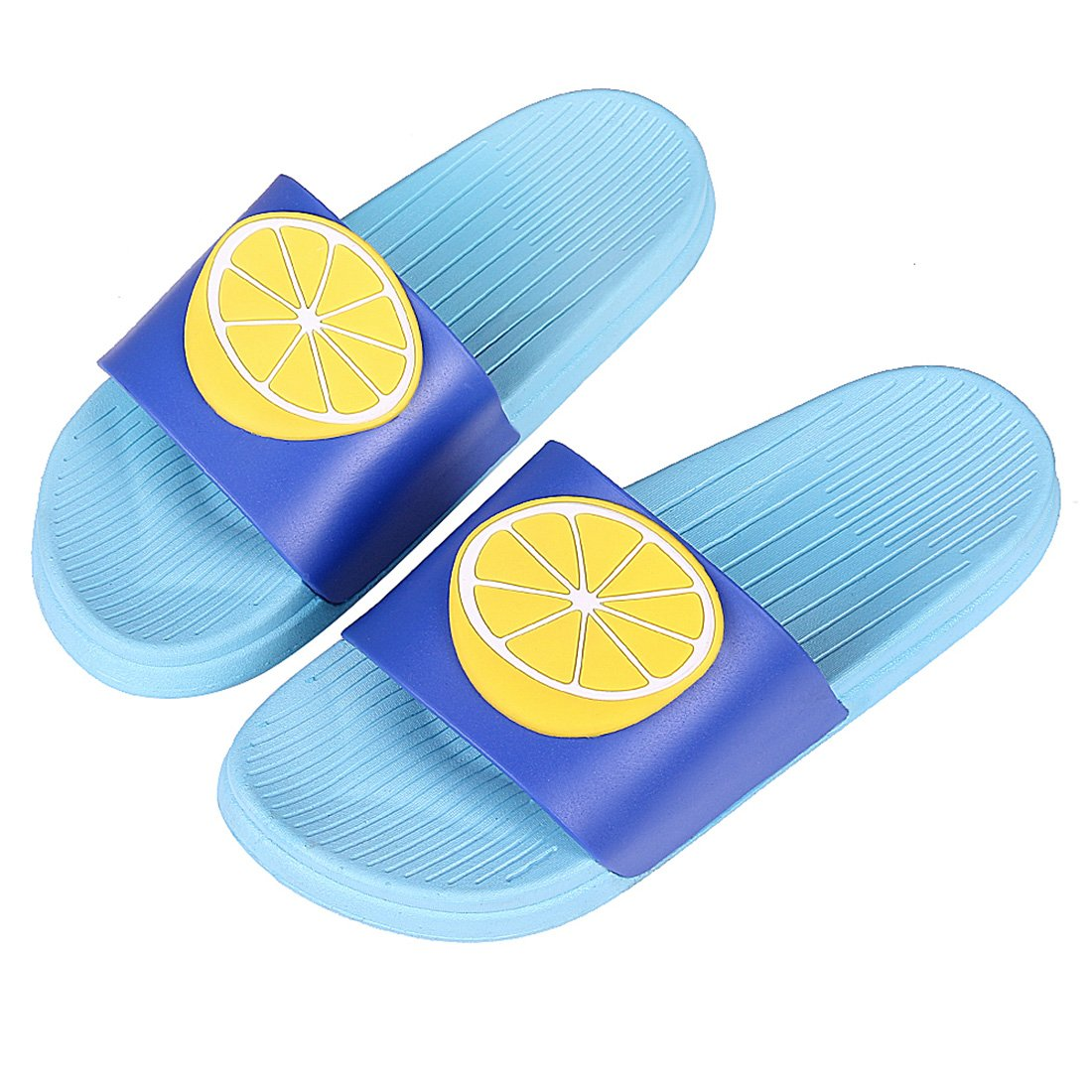 Cute Bath Slippers Colorful Fruit Beach Sandals Shower Shoes for Adults and Kids NM27