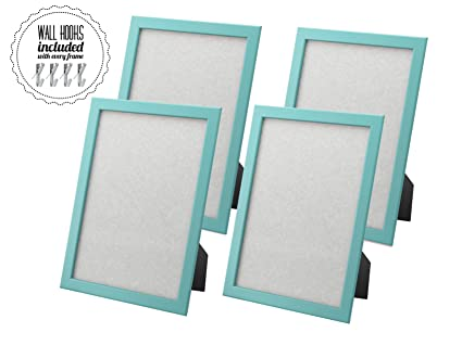 Amazon.com: IKEA Family Picture Frame Photo Collage With Metal ...