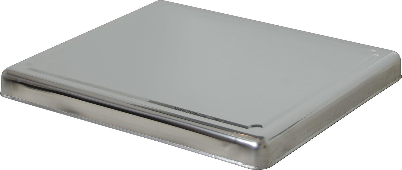 Compra Jocca Protector de Acero Inoxidable para hornillo 6414, Plateado en Amazon.es