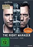 The Night Manager - Die komplette 1. Staffel [Alemania] [DVD]