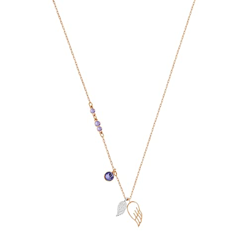 aac8f5d9d1549 Swarovski Pendente Duo Wing