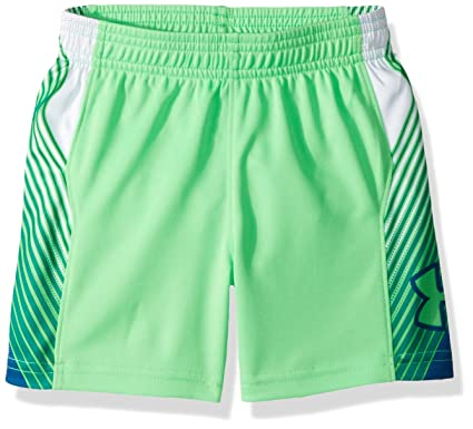 3b7f50070 Under Armour Toddler Boys' Space The Floor Short, Arena Green, ...