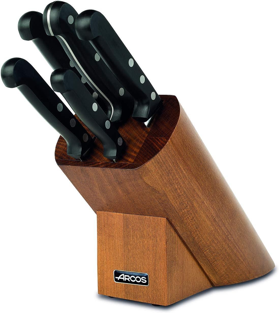 Compra Arcos Universal - Taco de 5 cuchillos (5pzs) en Amazon.es