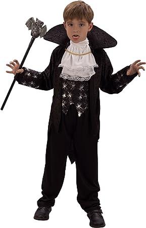 Disfraz de vampiro para niño Halloween 10-12 años (140/152 ...