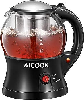 AICOOK Electric Tea Kettle