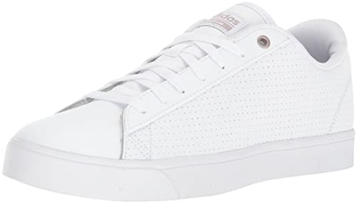 size 40 d543c f1381 adidas Womens Cloudfoam Daily QT Clean Sneakers, Footwear WhiteFootwear  WhiteGrey Two