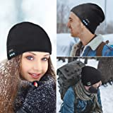Bluetooth Beanie, Rechargeable mens
