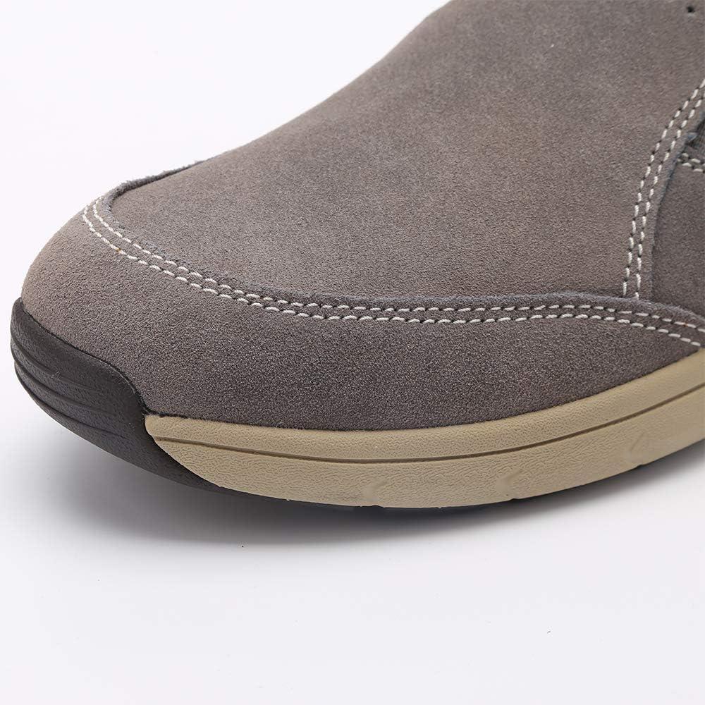 Mens Casual Deck Loafers Slip On Breathable Lightweight Gym Comfy Designer Boat Trainers for Men