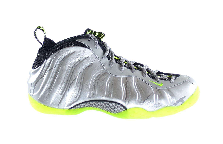 Metallic Silber Volt-schwarz-metallic Cool grau Nike Air Foamposite One PRM, Hausschuhe de Baloncesto para Hombre