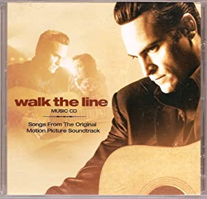 Walk the Line Music CD: Songs From The Original Motion Picture Soundtrack