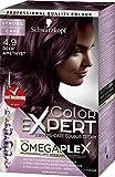 Tinte de pelo Schwarzkopf Color Expert Omegaplex.