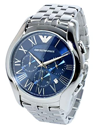 cd08155340 [エンポリオ アルマーニ] EMPORIO ARMANI 腕時計 クロノグラフ クオーツ AR1787 ブルー メンズ [並行輸入