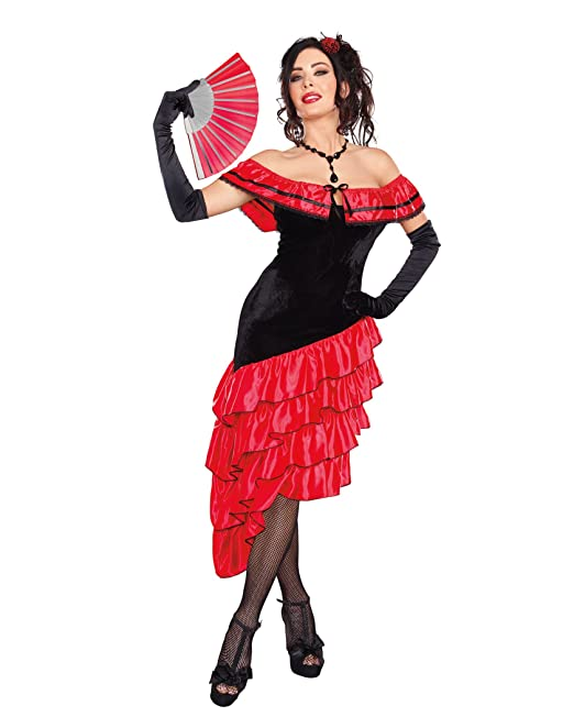 Amazon.com: Dreamgirl Español Dancer Costume: Clothing