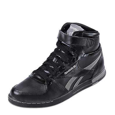 Reebok Sport CL HIALEAH MID Noir - Chaussures Basket montante Femme