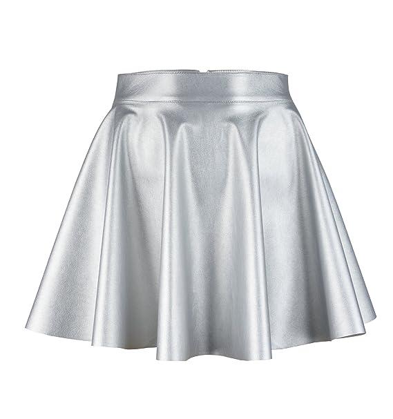 Roban Fashion - Falda - Trapecio - para Mujer: Amazon.es: Ropa y ...
