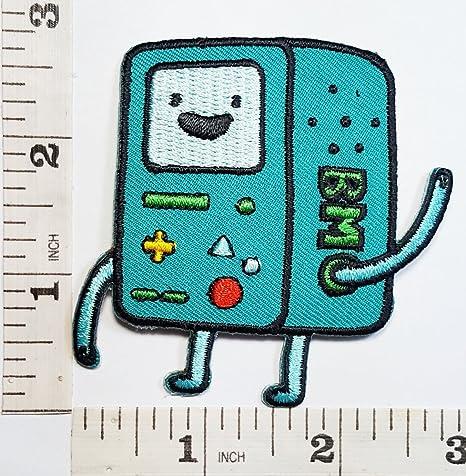 Robot BM Robot Robot Juego Gameboy Robot Robot de fantasía parche ...