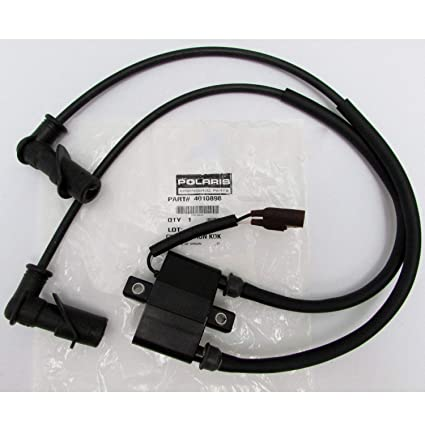 Polaris New OEM ATV Ignition Coil Wire & Cap Sportsman 600 700 MV7 on