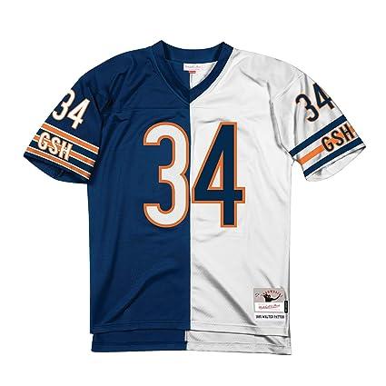 online retailer 3bd06 3b611 Amazon.com : Mitchell & Ness Walter Payton Chicago Bears ...