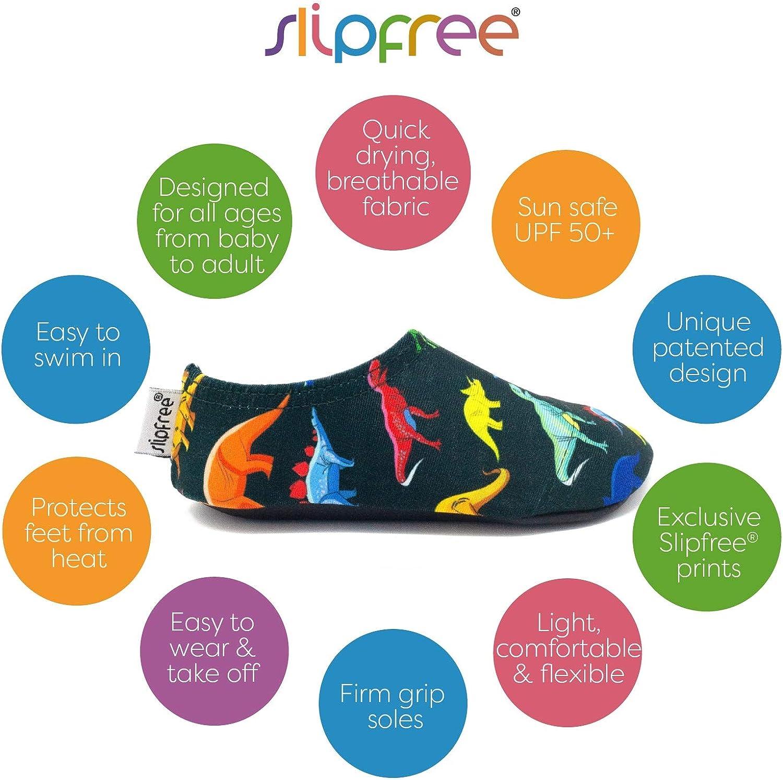 Slipstop Racing rutschfeste Kinder Schuhe mit LSF 50 Schwimmen Wasserschuhe