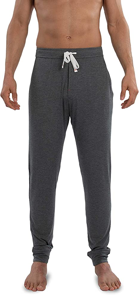 American Apparel Mens Mix Modal Lounge Pant Casual Pants