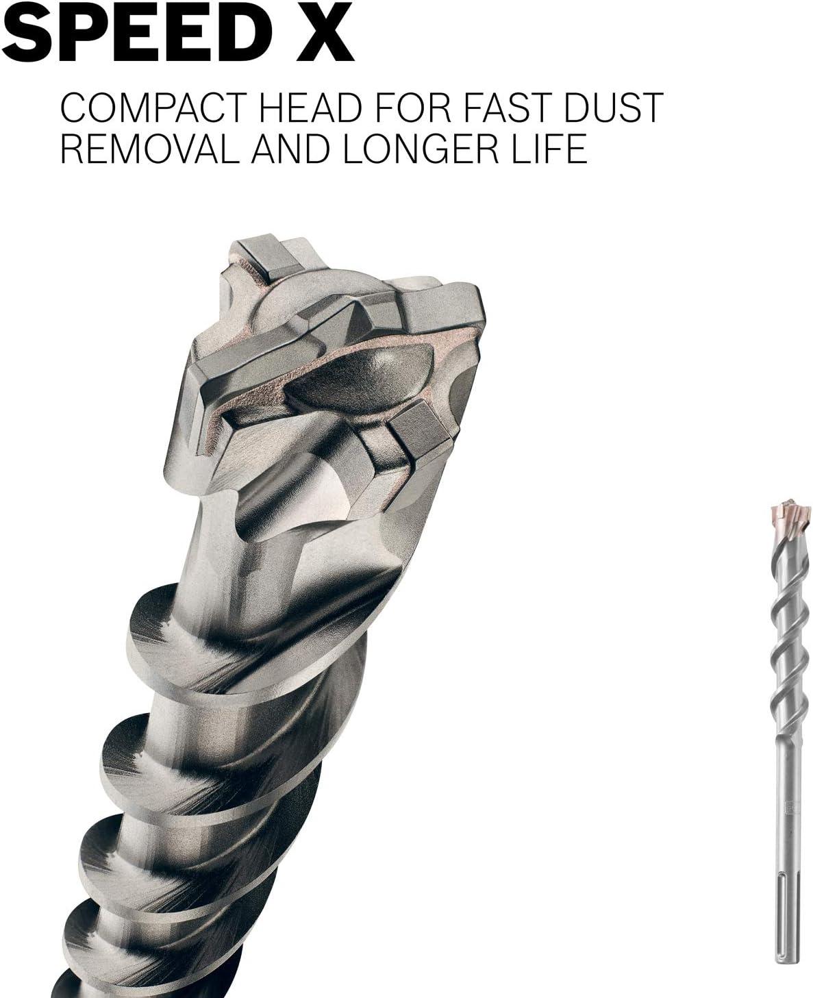 Bosch HC8545 SDS Max Core Bit W//shank 3 9//16 in 22 L for sale online
