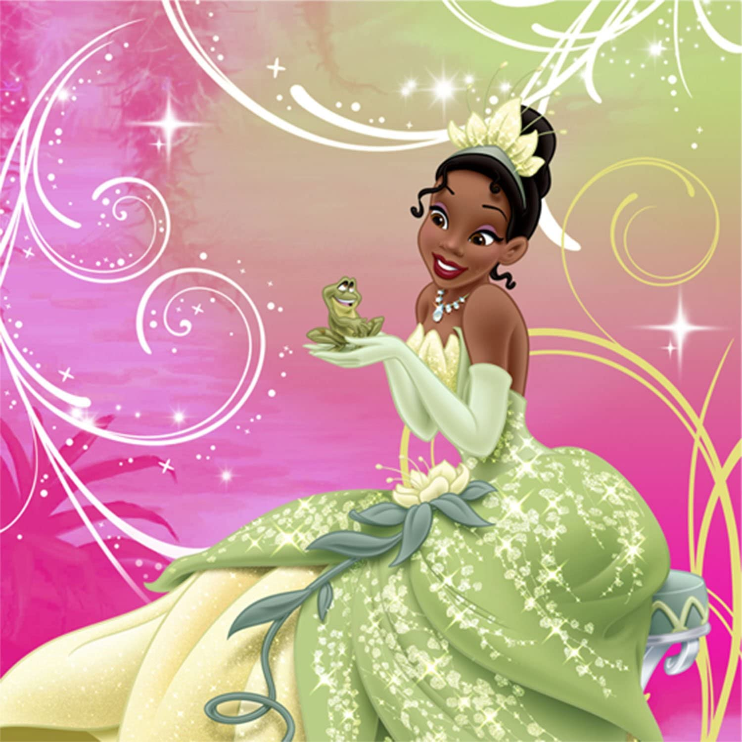 Princess and the Frog Sparkle Party Game