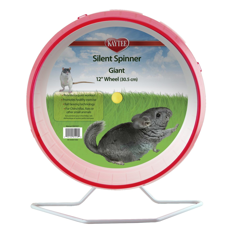 1c829cb4d981 Amazon.com  Kaytee Silent Spinner Wheel